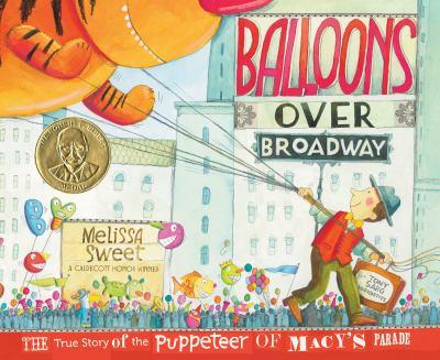 balloons over boradway