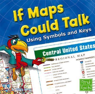 using maps and symbols