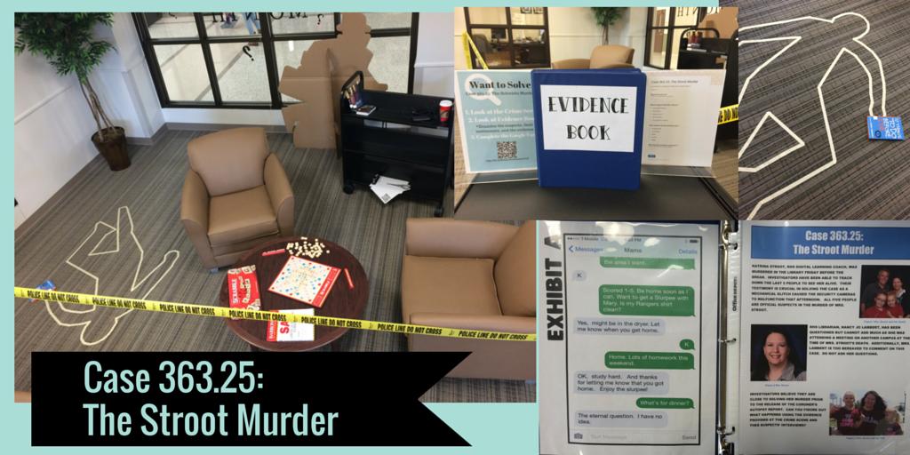 Blog Post Case 363.25- The Stroot Murder