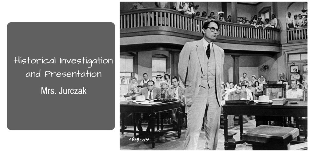 Historical Investigation and Presentation